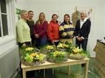 Workshop på Orkidé Blomsterhandel